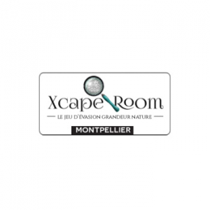 Logo Xcape Room Montpellier