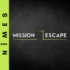 Mission Escape Nîmes - Logo