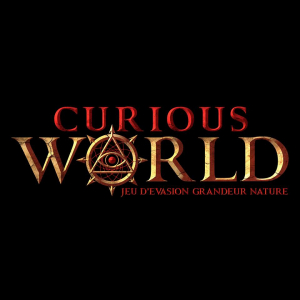 Curious World - Logo