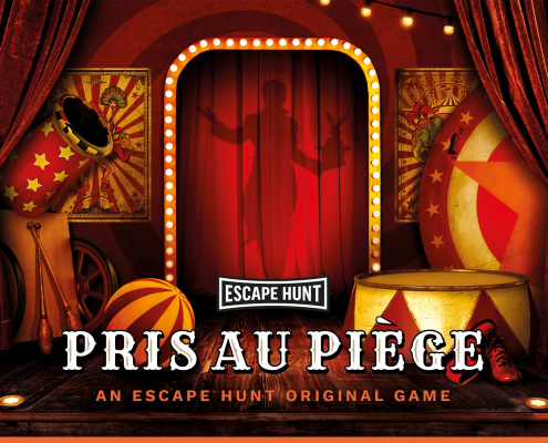Pris au Piège - Escape Hunt Marseille